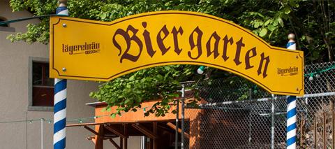 Biergarten Wettingen