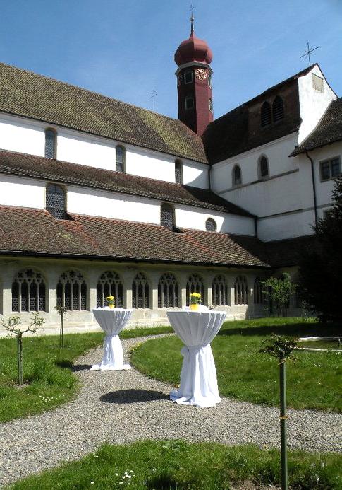 Kloster beim Gasthaus Sternen in Wettingen